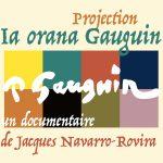 """Projection gratuite """"Ia Orana Gauguin"""""""