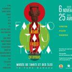 Our exhibition Fa'aiho ta'u tufa'a